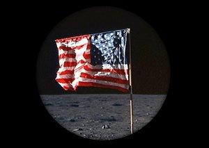 Космический мусор: Ботинки, фотоаппарат Hasselblad и другие предметы, найденные NASA на Луне. Изображение №6.