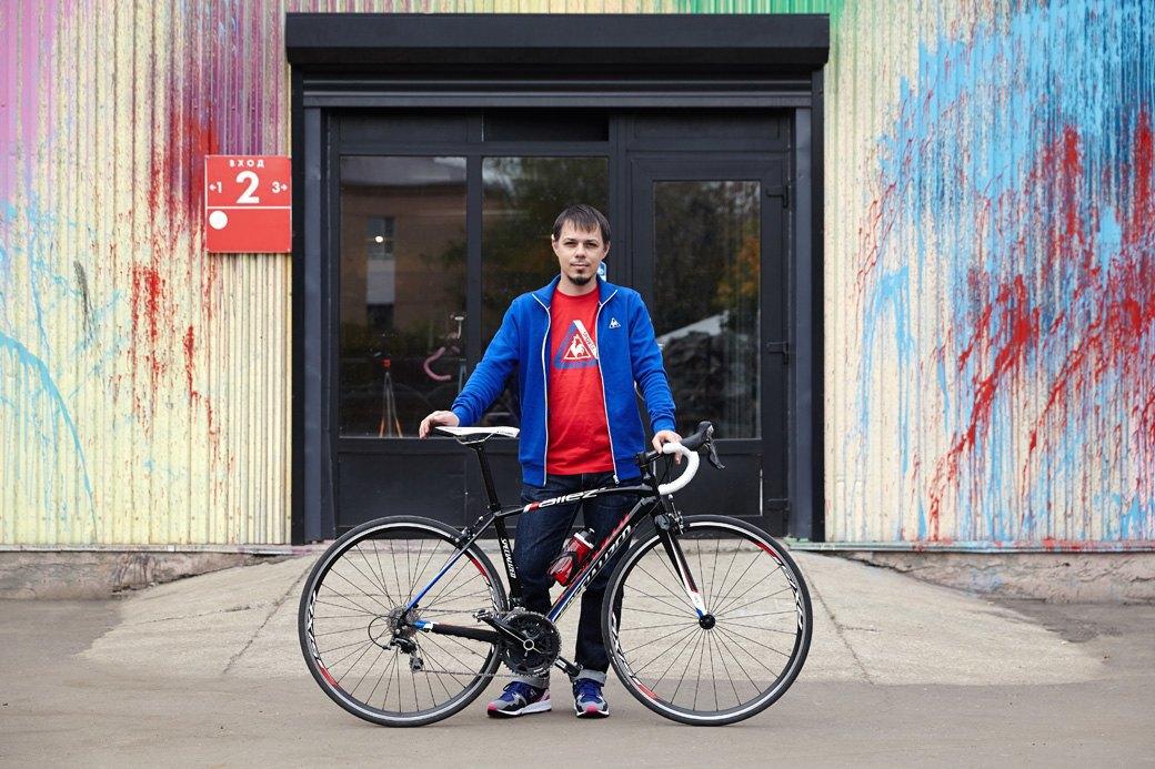 Байкчек: Кто ездит на спортивных велосипедах в Москве. Изображение № 17.