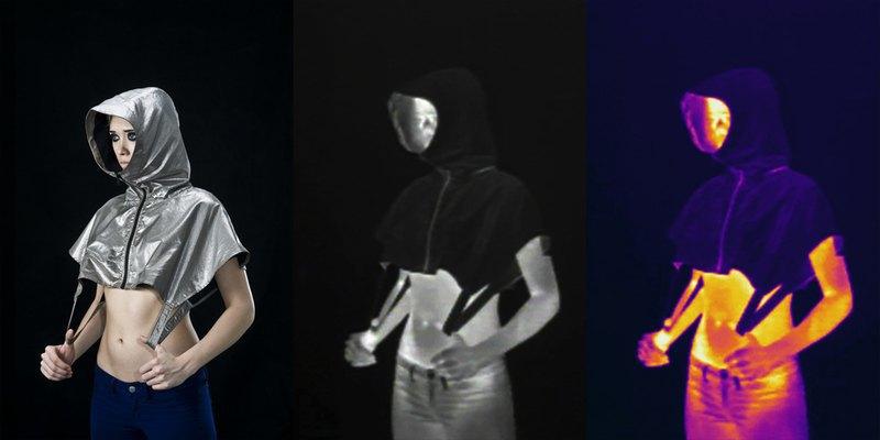Изотермический — новый чёрный: Зачем нужна фольгированная одежда в эпоху глобальной слежки. Изображение № 11.
