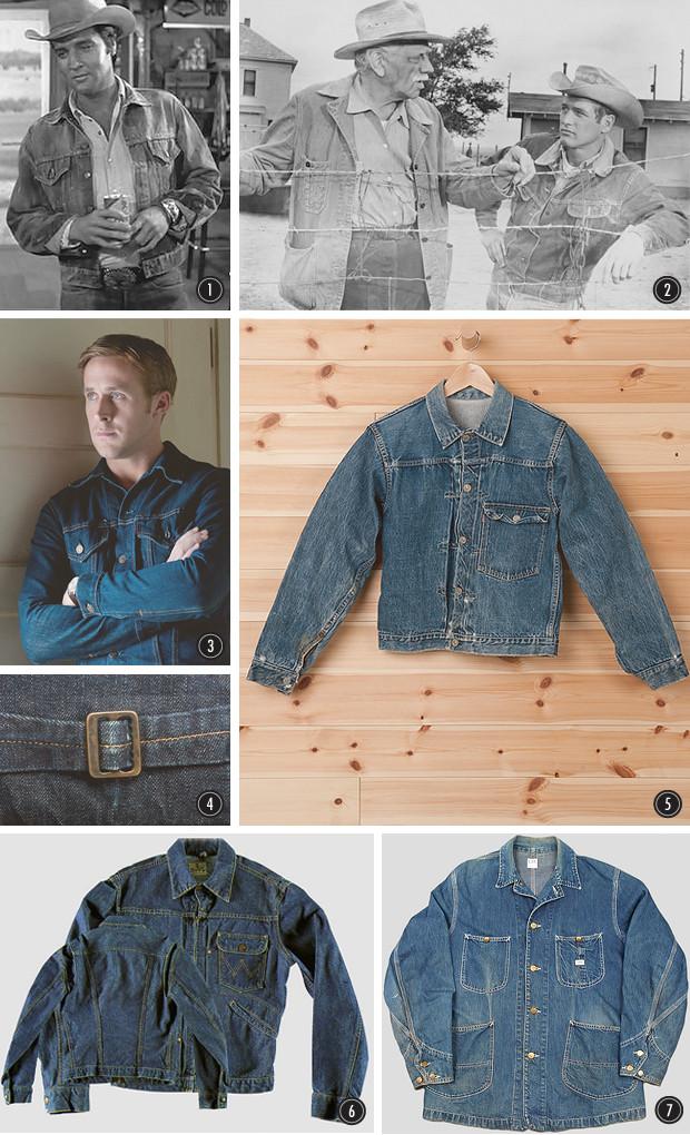 История и классические модели джинсовых курток. Изображение № 1.