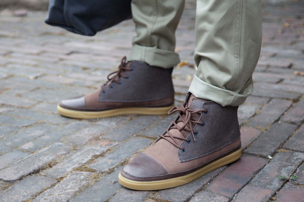 Марка Clae выпустила вторую часть осенней коллекции обуви. Изображение № 5.