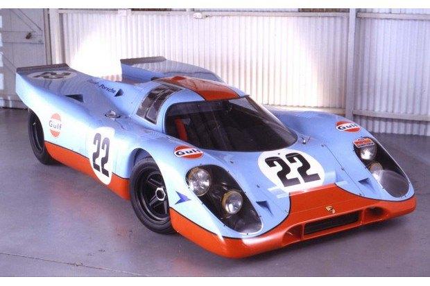 Porsche 917. Изображение № 12.