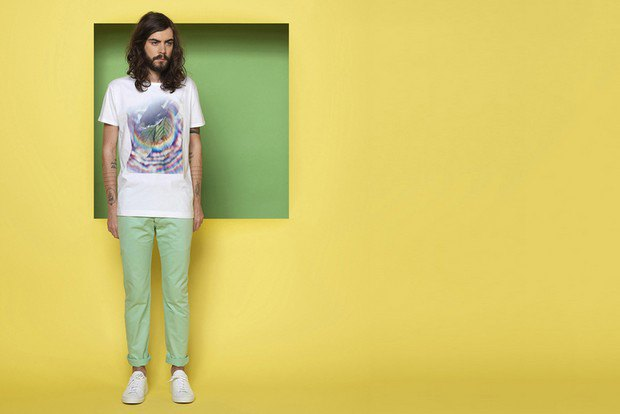 Французская марка Sixpack опубликовала лукбук весенней коллекции одежды. Изображение № 3.