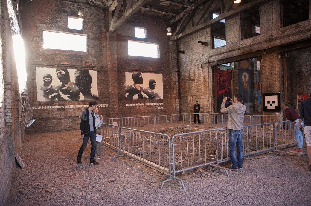 Для чего в Питере открыли музей уличного искусства и чьи работы там будут показывать. Изображение № 7.