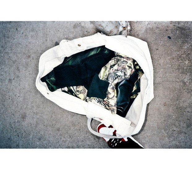 Марка Black Scale опубликовала лукбук осенней коллекции одежды. Изображение № 8.