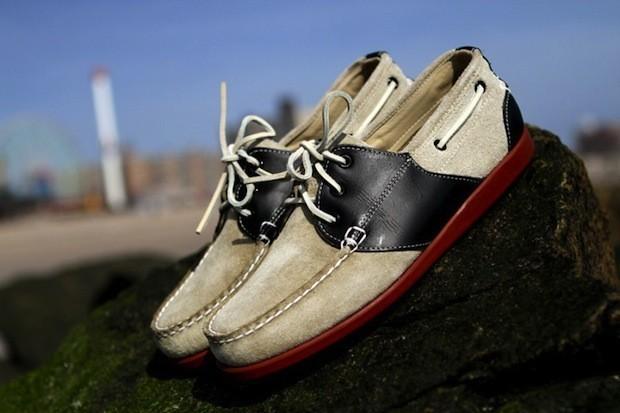 Sebago представили линейку весенней обуви. Изображение № 3.
