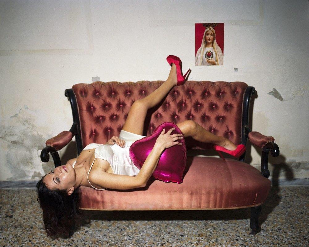 Фотопроект: Сексуальность людей с ограниченными возможностями. Изображение № 6.
