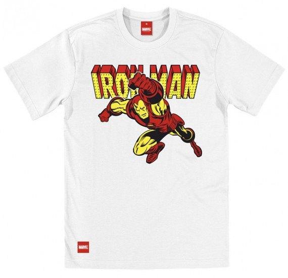 Британская марка Addict представила коллекцию одежды с героями комиксов Marvel. Изображение № 9.
