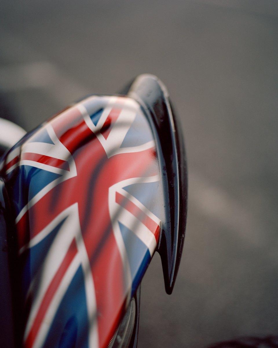 Фотопроект: Лондонские гопники и их мотоциклы. Изображение № 13.