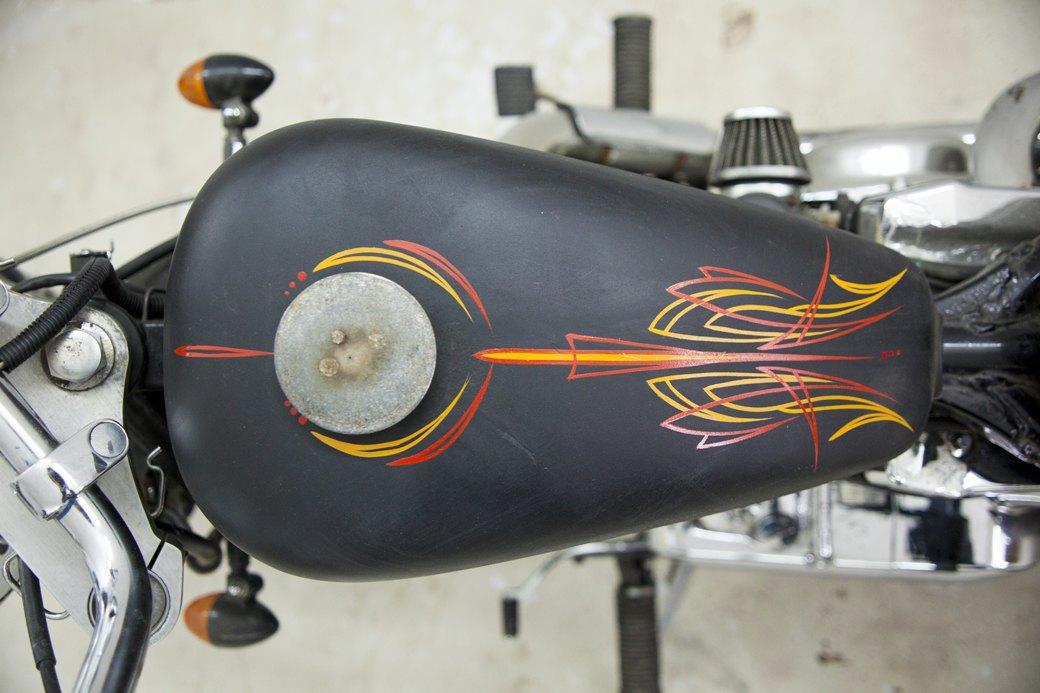 Эксперимент FURFUR: Как кастомизировать свой мотоцикл. Изображение № 5.