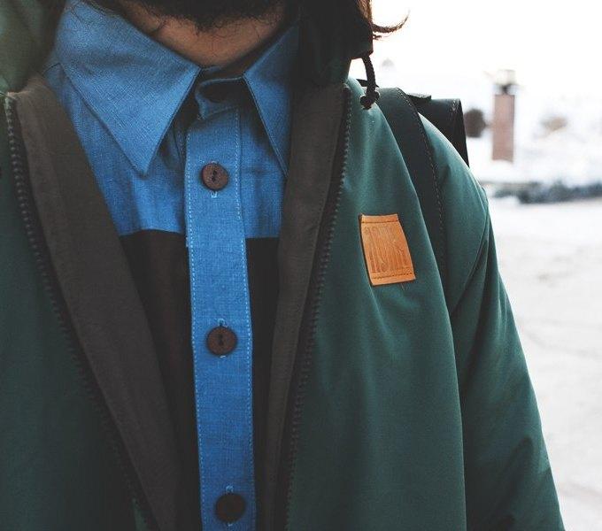 Новая марка: Повседневная одежда и аксессуары «Лень». Изображение № 3.