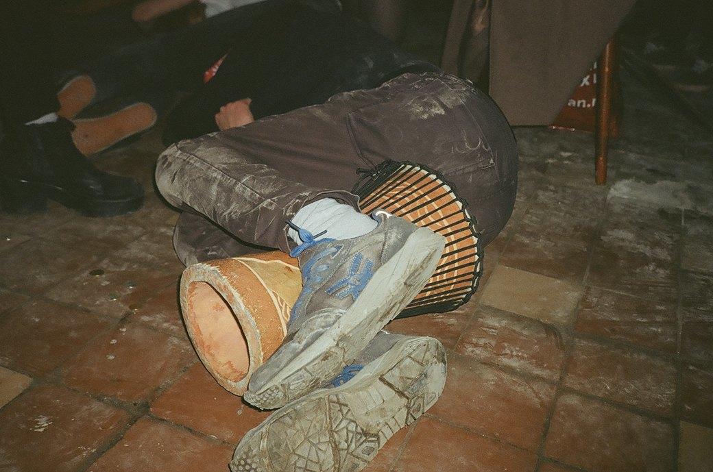 Фоторепортаж: Боровик Ералаш и The Cold Dicks на фестивале «Переугар». Изображение № 2.