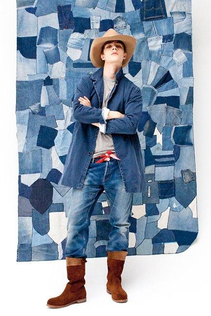 Японская марка Visvim опубликовала лукбук новой коллекции. Изображение № 4.
