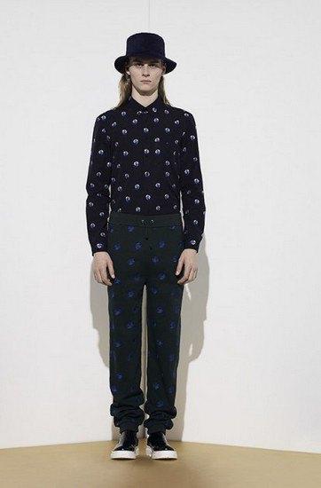 Марка Opening Ceremony опубликовала лукбук осенней коллекции одежды. Изображение № 12.