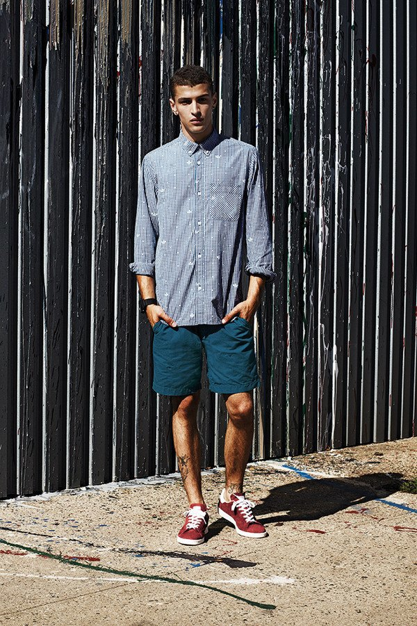 Adidas Originals выпустили лукбук новой весенней коллекции. Изображение № 3.