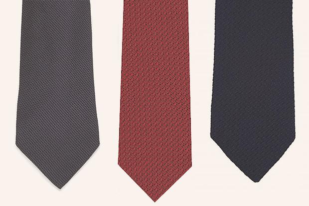 Гид по галстукам: История, строение, виды узлов и рисунков. Изображение № 10.