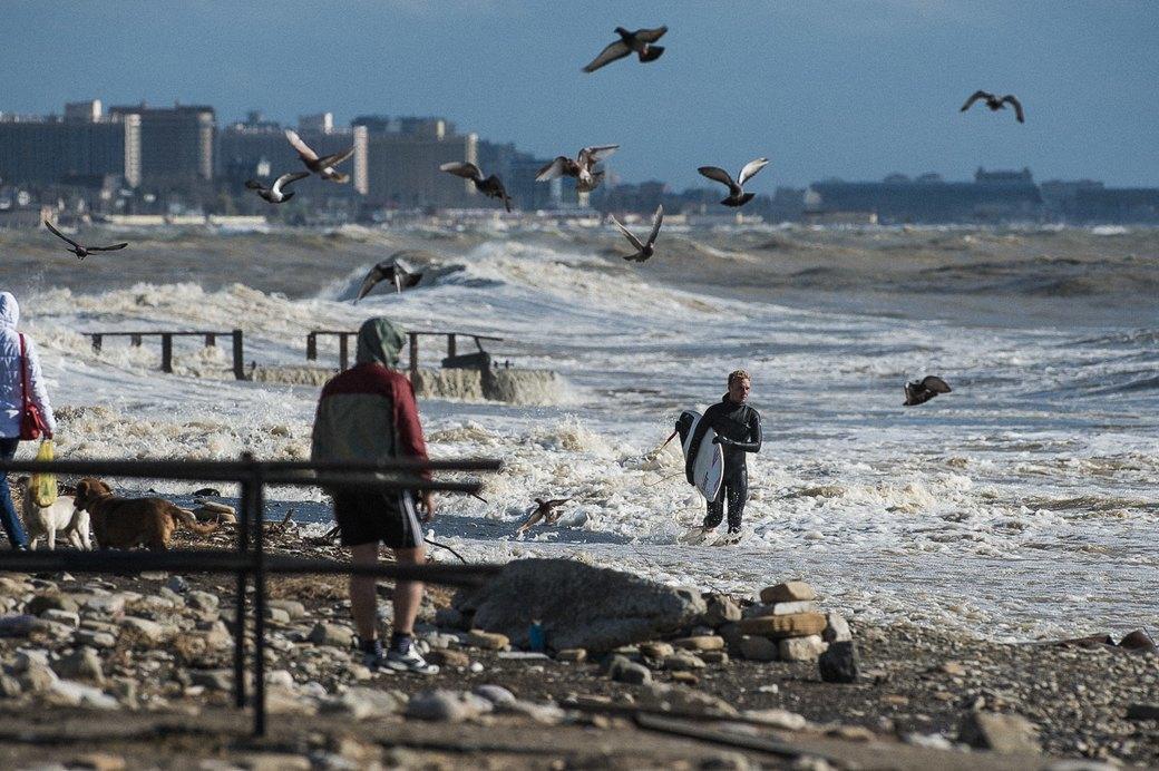 Русская Калифорния: Зачем заниматься сёрфингом в Сочи. Изображение № 3.