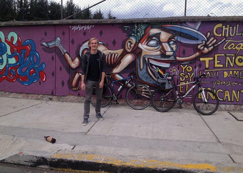 «Дорога лучше знает, где и когда ты должен быть»: Как я пересёк Латинскую Америку на велосипеде. Изображение № 28.