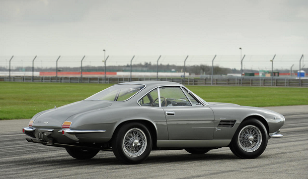 Самый дорогой в мире Aston Martin ушел с молотка за 4,9 миллиона долларов. Изображение № 2.