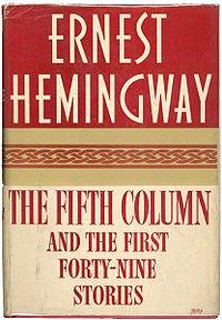 Воскресный рассказ: Эрнест Хемингуэй. Изображение № 1.