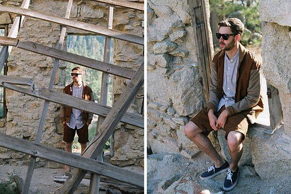 Калифорнийская марка Publish выпустила лукбук весенней коллекции одежды. Изображение № 3.