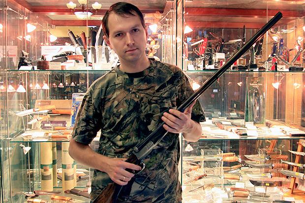 Охотный ряд: 5 продавцов оружия о любви к стрельбе и легализации короткоствола. Изображение № 3.