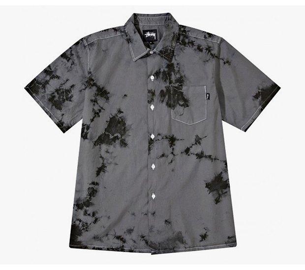 Марка Stussy выпустила коллекцию одежды, раскрашенной в стиле тай-дай. Изображение № 14.