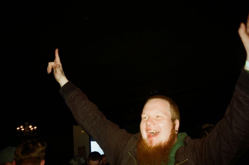 Фоторепортаж: Панк-фестиваль со слоганом «Русский значит тормоз». Изображение № 6.