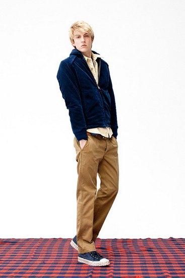 Японская марка Visvim опубликовала лукбук осенней коллекции одежды. Изображение № 19.