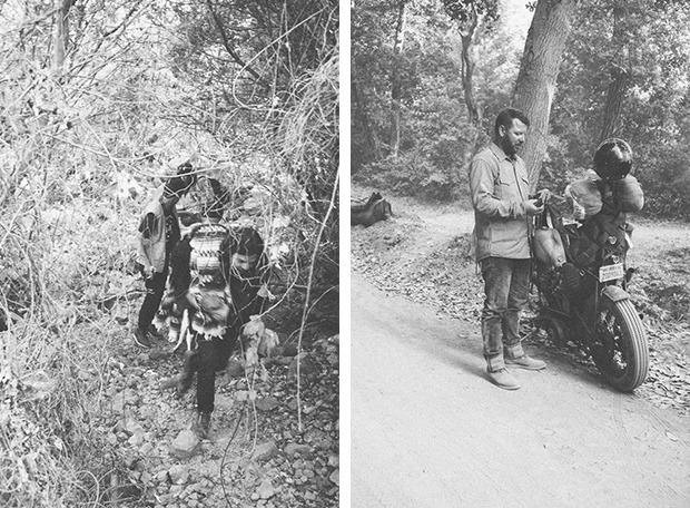 Фоторепортаж создателей марки Brixton из их путешествия по Калифорнии. Изображение № 14.