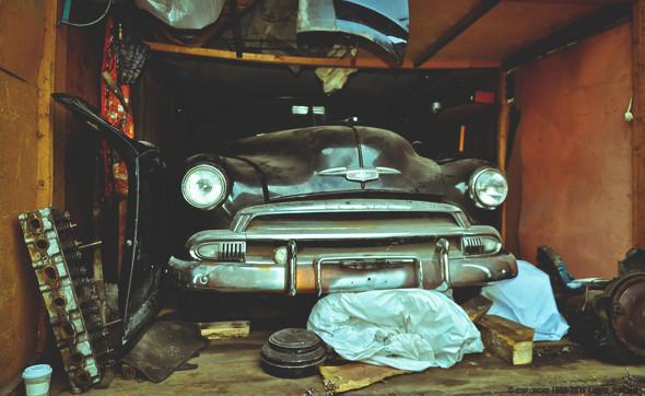 «С искрами из-под днища»: Интервью с создателем питерской мастерской Long Island Customs. Изображение № 17.