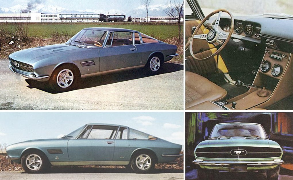 Ford Mustang: как бюджетный маслкар стал символом американского автопрома. Изображение № 5.