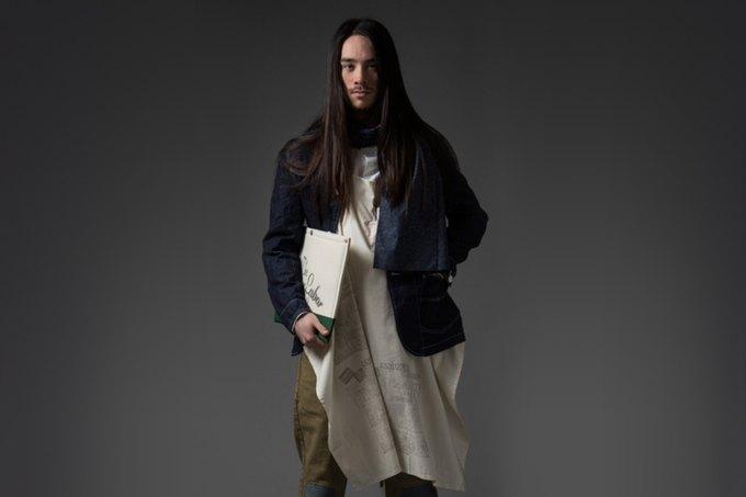 Марка Garbstore опубликовала лукбук весенней коллекции одежды. Изображение № 5.
