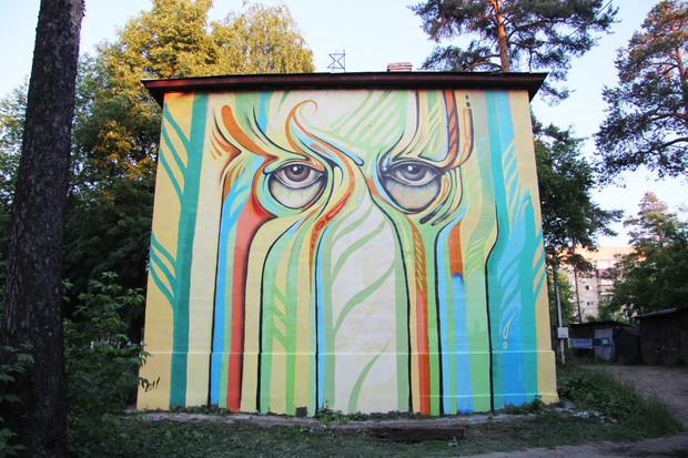 Скетчбук: Уличный художник Nomerz рассказывает о своих избранных работах. Изображение № 26.