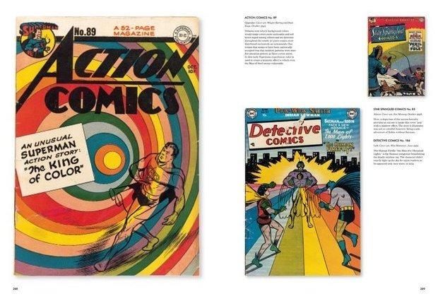 Вышла книга об истории комиксов The Golden Age of DC Comics. Изображение № 7.