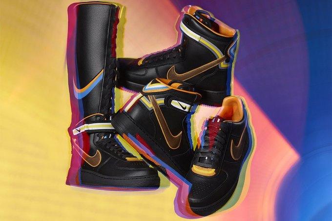 Марка Nike и Рикардо Тиши показали новую совместную коллекцию кроссовок. Изображение № 3.