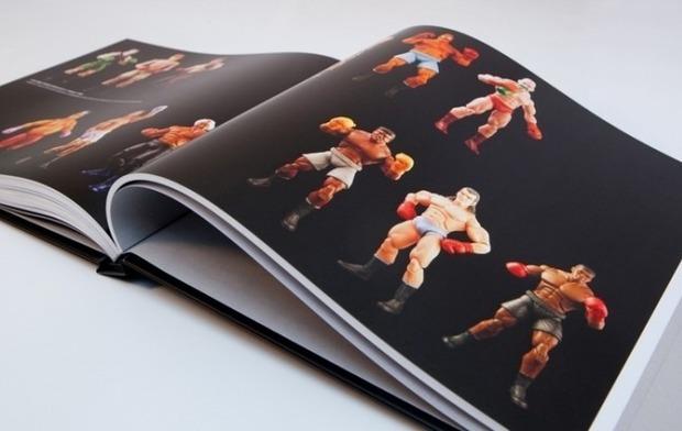 Вышла энциклопедия культовой игры Nintendo «Mike Tyson's Punch-Out!!» . Изображение № 2.