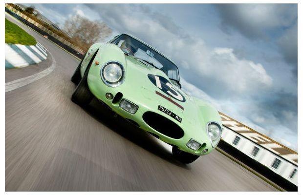 Ferrari 250 GTO 1962 года стала самым дорогим автомобилем в мире. Изображение № 3.