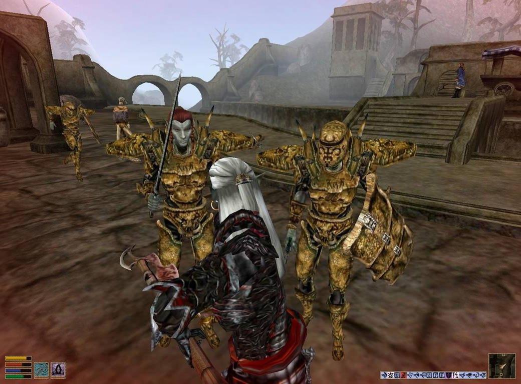 The Elder Scrolls III: Morrowind. Изображение № 2.