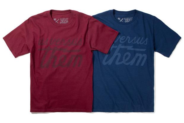 Американская марка Us Versus Them представила осеннюю коллекцию одежды. Изображение № 8.