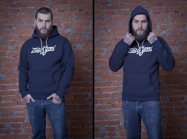 Российско-американская марка Ziq & Yoni опубликовала лукбук зимней коллекции одежды. Изображение № 1.