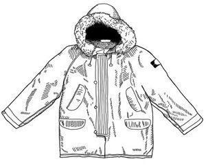 Остров сокровищ: 10 легендарных курток и материалов Stone Island. Изображение № 24.