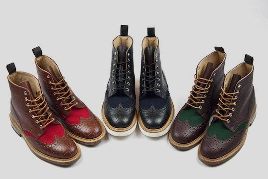 Коллекция обуви Марка МакНейри и магазина Standard. Изображение № 3.