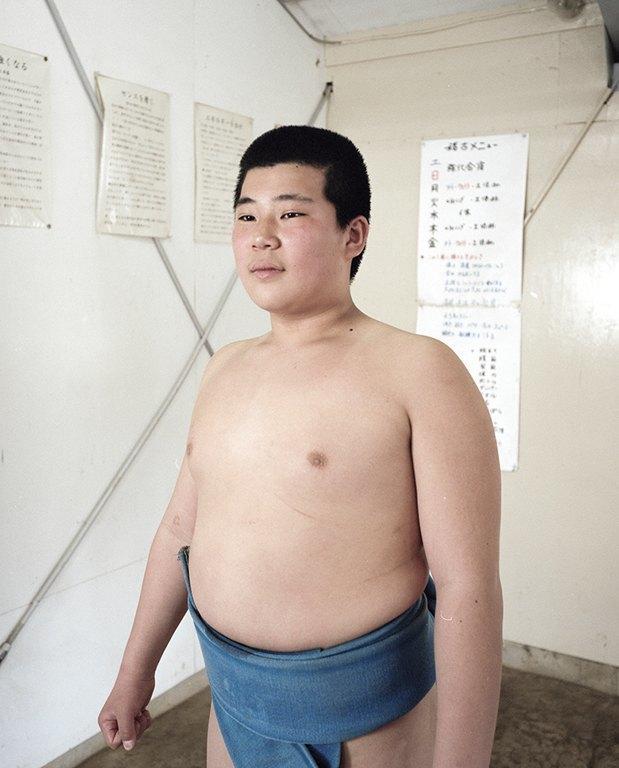 Как тренируются в борцовских школах сумо. Изображение № 3.