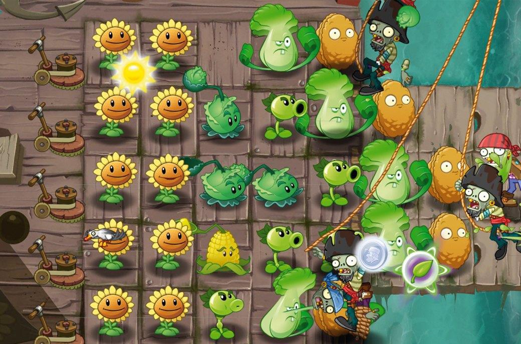 Plants vs Zombies 2. Изображение № 1.