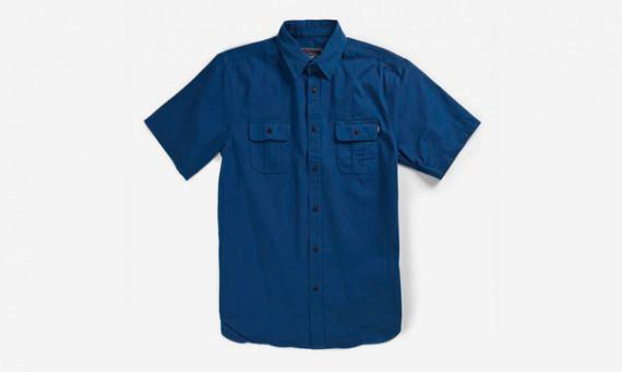Калифорнийская марка Huf выпустила вторую часть весенней коллекции одежды. Изображение № 11.