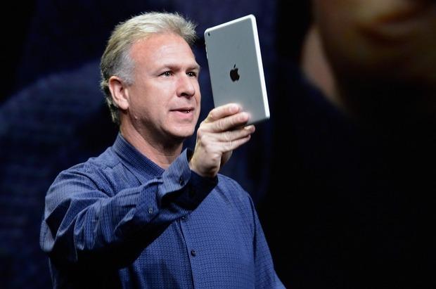 Компания Apple представила планшетник iPad mini. Изображение № 4.