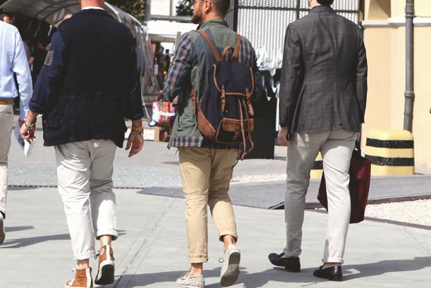 Детали: Репортаж с выставки мужской одежды Pitti Uomo. День второй. Изображение № 9.