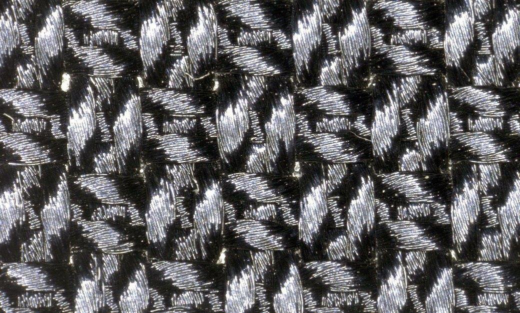 Как выглядят технологичные ткани под микроскопом. Изображение № 14.