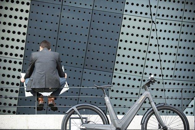 Фирма Leaos представила городской электробайк. Изображение № 2.
